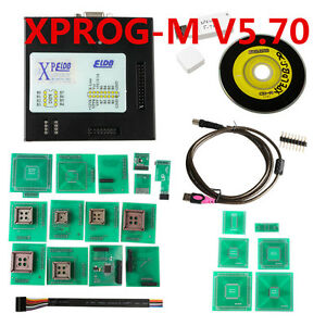 2017 Latest Version X prog V5 70 Ecu Programmer Xprog m With Usb Dongle Xprog
