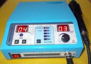 New Professional Use Digital 1mhz Ultrasound Therapy Pain Relief Machine Uh7