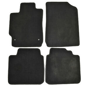 Fits 2007 2008 2009 2010 2011 Toyota Camry Used Floormats Floor Mats Black