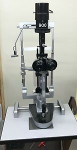 Haag Streit Bm 900 Slit Lamp Fully And Completely Refurbished With Warranty