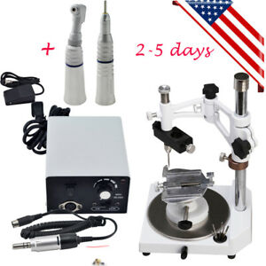 Dental Marathon Micromotor Polisher Polishing Handpiece Parallel Surveyor Contra