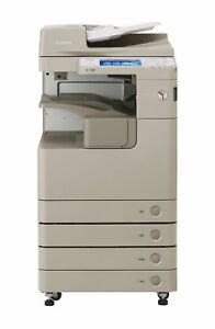 Canon Imagerunner 4035 Copier Printer Scanner 45ppm Low Meter