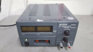 Extech 382213 Dc Regulated Power Supply