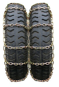 Grizzlar Gsl 4145 Cam Dual Alloy Square Rod Tire Chains 11 22 5 275 80 22 5