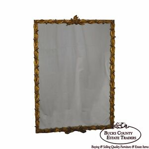 Carvers Guild French Louis Xv Style Gilt Frame Wall Mirror