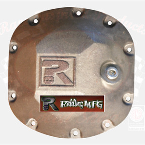 Riddler Mfg Made In Usa Cnc Front Differential Cover For Dana 30 Front Diff Rd30