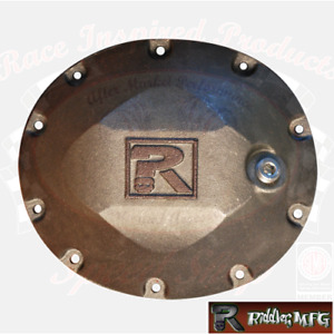 Riddler Mfg Made In Usa Cnc Rear Differential Cover For Dana 35 Rear Diff Rd35