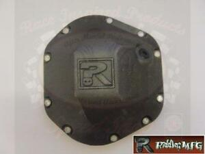 Riddler Mfg Made In Usa Cnc Front Or Rear Differential Cover For Dana 44 Rd44