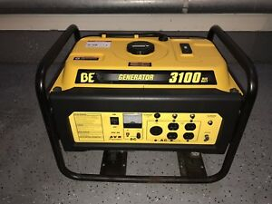 Be Portable Generator 3100 Watt