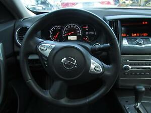 2012 Nissan Maxima Black Steering Wheel Air Bag Clockspring