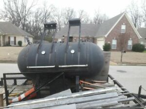 Used Bbq Grill With Trailer