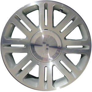 Lincoln Zephyr 2006 17 8 Spoke Factory Oem Wheel Rim C 3640