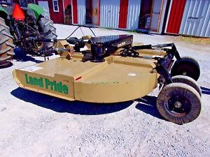 Land Pride 10 Ft Hd Brush Hog pull Type made In Usa Can Ship 1 85 Mile