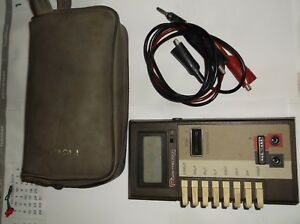 Data Precision 938 Capacitance Digital Meter