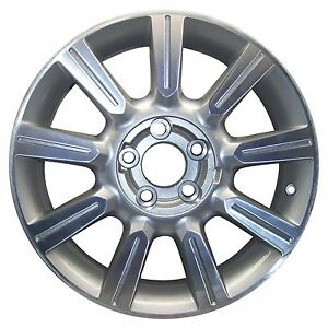 Lincoln Mkz 2010 2012 17 9 Spoke Factory Oem Wheel Rim C 3805