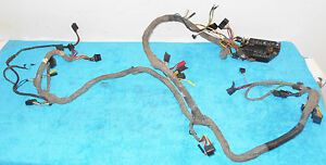 1966 Thunderbird Hardtop Landau Convertible Orig Main Under Dash Wiring Harness