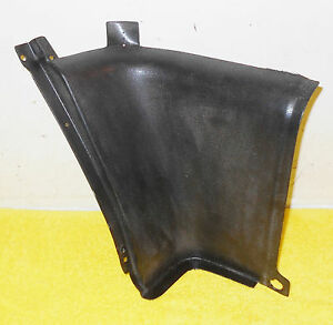 1967 1968 Mustang Gt Shelby Orig Fastback Lh Interior Quarter Corner Trim Panel
