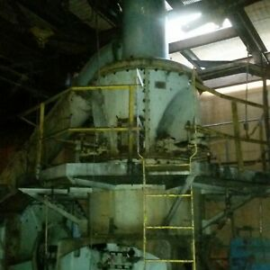 Raymond 573 Bowl Mill With Exhauster And Motor