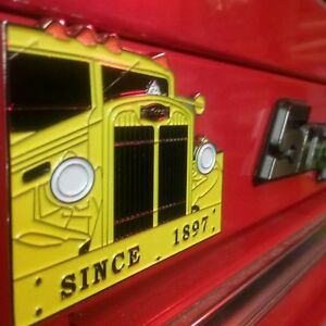 Vintage Autocar 120 Year Anniversary Tribute Magnet For Your Snapon Toolbox 1 1