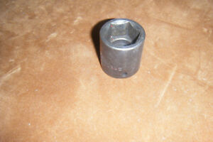 27 Mm Husky Usa Impact Short Socket 6pt 1 2 Dr