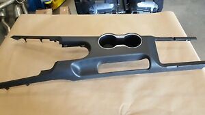2015 2016 2017 Mustang Center Console Inner Lid Cup Holder Interior 5 0