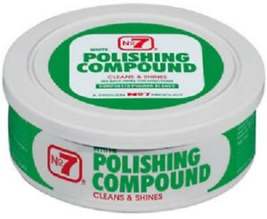Cyclo 2 Pack 10 Oz No 7 White Polishing Compound