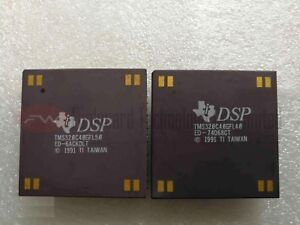 Ti Tms320c40gfl40 Dsp Floating point 32 bit 40mhz Cpga325 X 1pc
