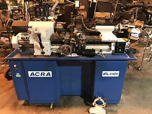 Acra Lathe For Machine Shop Or Home