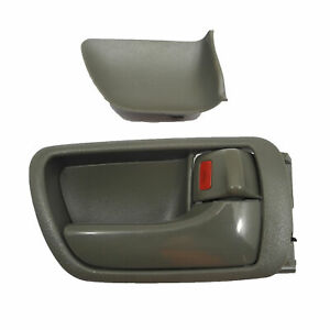 02 2006 For Toyota Camry Brown Passenger Right Inside Interior Door Handle B3960