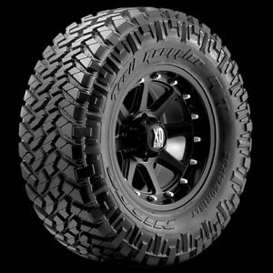 4 Lt295 55r20 E Nitto Trail Grappler 55r 120q 295 55 20 Tires Only