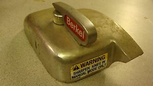 Berkel 919 1 Slicer Sharpener Cover Assembly Used Part Number In Description