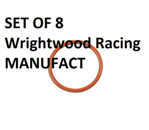 Manufact Wrightwood Racing Engine Oil Pump Return Tube O Ring 999 707 113 60