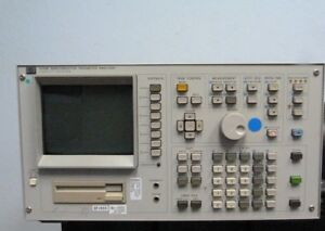 Agilent Hp 4145b Semiconductor Parameter Analyzer Parts Or Repair
