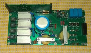 Medlite 619 5300 Surelite Power Pcb W 624 4100 For Tatoo Removal Laser 1463