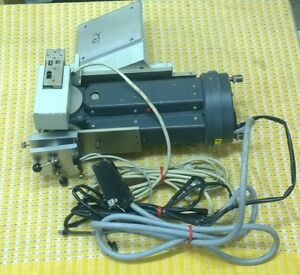 Siemens C79298 a3154 a1 Rohenhalterung For D5000 X ray Diffractometer 1339