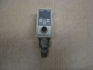 Smc Ise70 n02 65 p 0 150 Psi Digital Display Pressure Switch Used Free Shipping