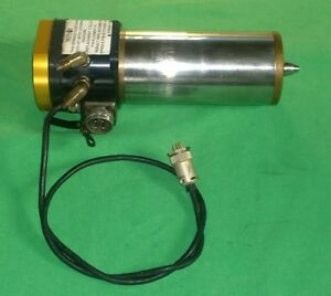 Excellon Abw 110 Air Bearing Spindle Motor 110 000 Rpm 2000