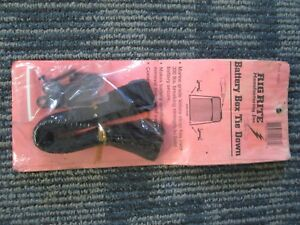 Rig Rite Manufacturing 860 Marine Battery Box Tie Down