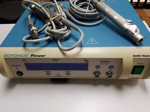 Dyonics Power Control Unit Ref 7205841 With 2 72200616 Handpieces