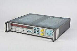 Eip 578 Ccn 2003 Source Locking Microwave Counter 10mhz 26 5ghz W Opt 06