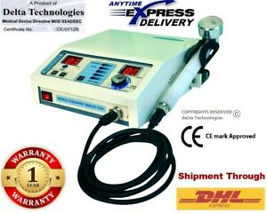 Electrotherapy Physiotherapy Ultrasound Therapy Unit Pain Relief Therapy Machine