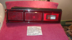 1980 1985 Chevrolet Citation Gm Factory Oem Drivers Left Taillight Free Shipping