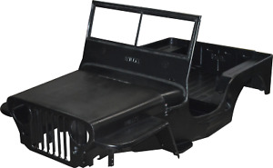 Md Juan Reproduction Steel Body Kit Fits Jeep Willys Cj3a