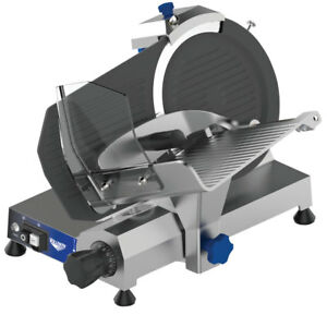Vollrath 40950 10 Medium Duty Meat Slicer Belt Driven 1 3 Hp