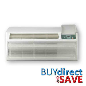 Perfect Aire 12 000 Btu Ptac Heat Pump With 3 5kw Electric Heater