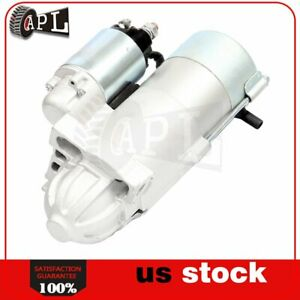 For Chevrolet Corvette 5 7l Gmc Sierra 2500 6 0l Starter 9000878 12564109 6482