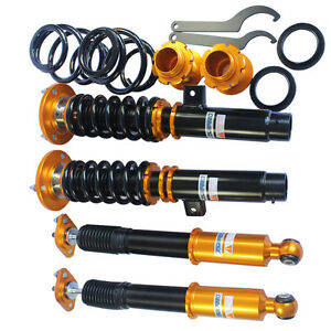 Jdmspeed Racing Coilover Adjustable Suspension Kit For 98 02 Bmw E46 3 Series