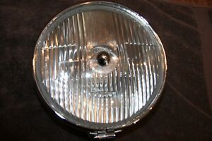 Lucas Fog Lamp Clear New In Box With Bulb