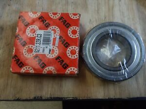 Fag Sealed Ball Roller Bearing 6211c3