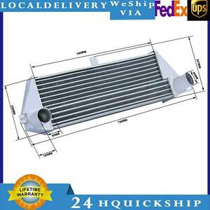 Us Front Mount Intercooler For 07 12 Bmw Mini Cooper S R56 R57 08 09 10 11